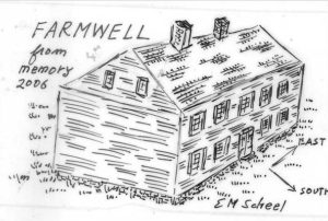 The 656-acre Farmwell plantation was owned by physician George Lee. It burned down in the mid-1980s.