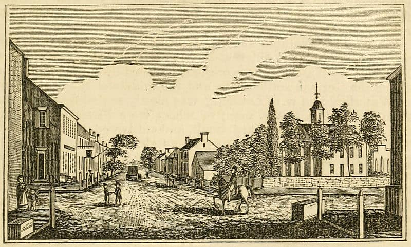 Early History of Leesburg Virginia | History of Loudoun County, Virginia