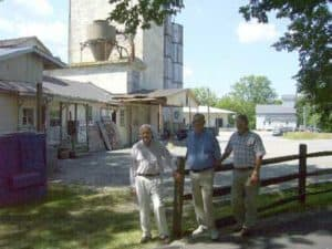 The Rogers family has been running the mill since 1907