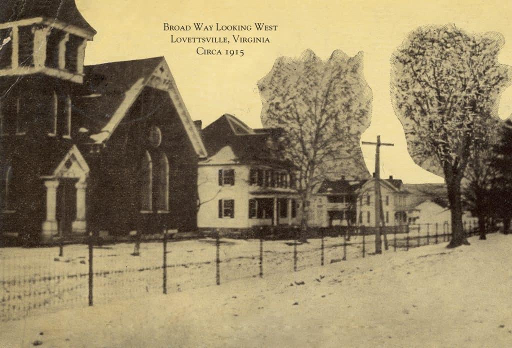 Lovettsville A German Settlement History Of Loudoun County Virginia