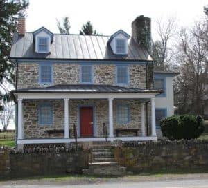 Rector House, 1461 Atoka Rd., Atoka, VA