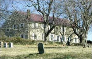Fairfax Meeting House in Waterford Virginia