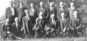 Loudoun Rangers Reunion, Waterford, 17 Sept 1910