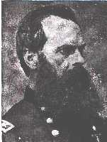 Col. John W. Geary, USA first Federal commander to occupy Loudoun County, VA during the Civil War