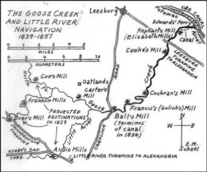 Goose Creek and Little River Navigation Canal