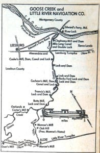 Goose Creek and Little River Navigation Canal (Version 2)