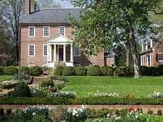 Kenmore House in Fredericksburg, Spotsylvania County, Virginia
