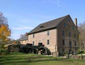 Aldie Mill in Aldie, Virginia