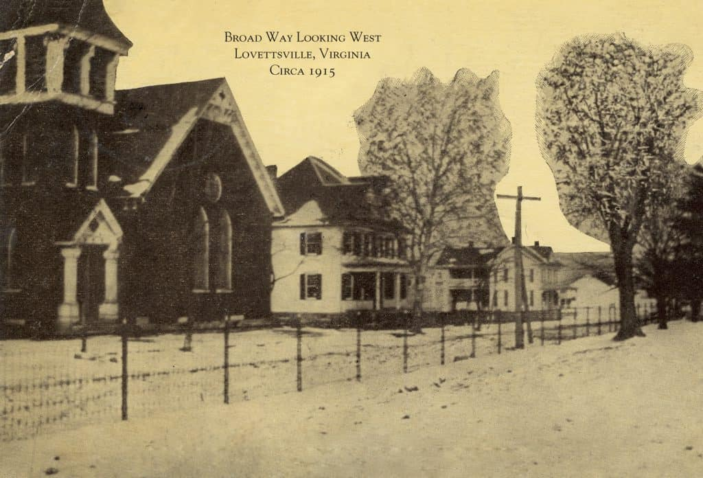 Lovettsville - A German Settlement | History of Loudoun