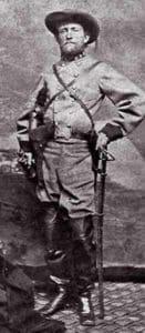 John Singleton Mosby March 1865 - Richmond, Virginia