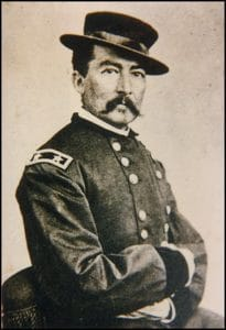"""Union Maj. Gen. Philip H. Sheridan was ordered to carry out the """"Burning Raid"""" to root out John Singleton Mosby and his rangers."""