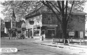 Round Hill Virginia 1945